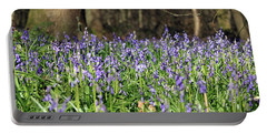 Bluebells At Banstead Wood Surrey Uk Portable Battery Charger