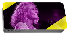 Carole King Collection Portable Battery Charger