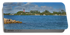 7- Jupiter Lighthouse Portable Battery Charger by Joseph Keane