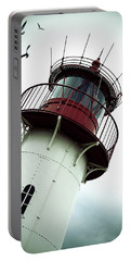 Lighthouse Portable Battery Charger by Joana Kruse