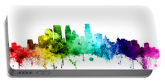 Minneapolis Minnesota Skyline Portable Battery Charger