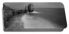 Portland Bill Seascapes Portable Battery Charger
