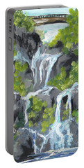 7 Scared Pools Maui Portable Battery Charger