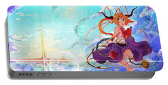Touhou Portable Battery Charger