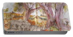 Trees Trees Trees Album Portable Battery Charger