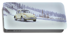 71 Vw Bug Portable Battery Charger