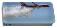 747 Supertanker Drop Portable Battery Charger