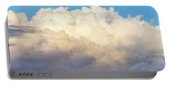 Portable Battery Charger featuring the photograph Clouds by Les Cunliffe