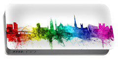 Newcastle England Skyline Portable Battery Charger