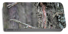 Pine Tree Portable Battery Charger