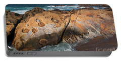 Point Lobos Concretions Portable Battery Charger