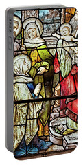 Saint Anne's Windows Portable Battery Charger
