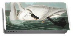 Trumpeter Swan Portable Battery Charger