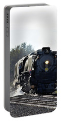 844 Head Down The Tracks Portable Battery Charger