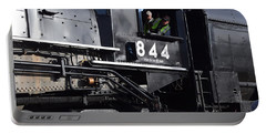 844 Steam Locomotive Portable Battery Charger