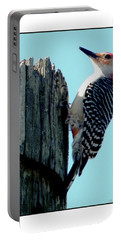 #8670 Woodpecker Portable Battery Charger