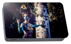 Portable Battery Charger featuring the photograph .. by Traven Milovich