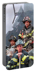 9/11 Firefighters Portable Battery Charger