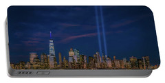 9/11 Memorial Portable Battery Charger