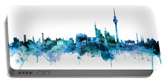 Berlin Germany Skyline Portable Battery Charger