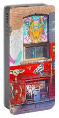 Freak Alley Boise Portable Battery Charger