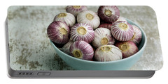 Garlic Portable Battery Charger