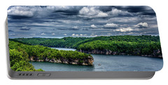 Long Point Summersville Lake Portable Battery Charger