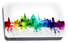 Oxford England Skyline Portable Battery Charger by Michael Tompsett
