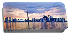 Toronto Skyline Portable Battery Charger