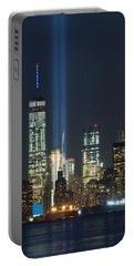 9.11.2015 Tribute In Light Portable Battery Charger by Kenneth Cole