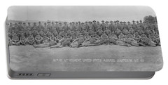 96th Co, 6th Regiment, Usmc Quantico Portable Battery Charger