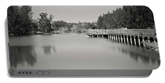 Portable Battery Charger featuring the photograph A Beautiful Day by Kim Hojnacki