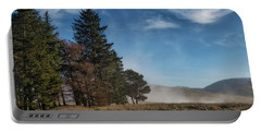 Portable Battery Charger featuring the photograph A Beautiful Scottish Morning by Jeremy Lavender Photography