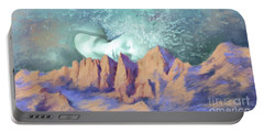 A Breath Of Tranquility Portable Battery Charger