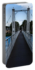 A Bridge For Walking Portable Battery Charger