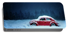 A Bug In The Snow Portable Battery Charger