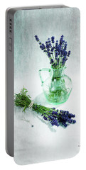 A Bundle And A Bouquet Portable Battery Charger