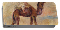 A Camel Portable Battery Charger by Pierre Auguste Renoir