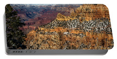 A Canyon Winter Portable Battery Charger