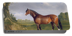 A Clydesdale Stallion Portable Battery Charger