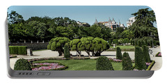 Colorfull El Retiro Park Portable Battery Charger