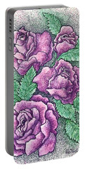 Lo, How A Rose Portable Battery Charger