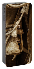 A Cowboy's Boot Portable Battery Charger