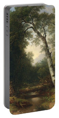 A Creek In The Woods Portable Battery Charger