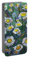 A Daisy A Day Portable Battery Charger
