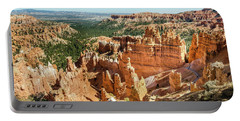 A Day In Bryce Canyon Portable Battery Charger