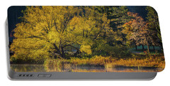 A Fall Day  Portable Battery Charger