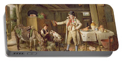A Fine Attire Portable Battery Charger by Charles Hunt