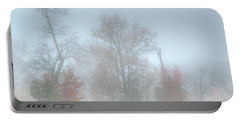 A Foggy Morning Portable Battery Charger