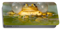 A Frog's Life Portable Battery Charger by Roeselien Raimond